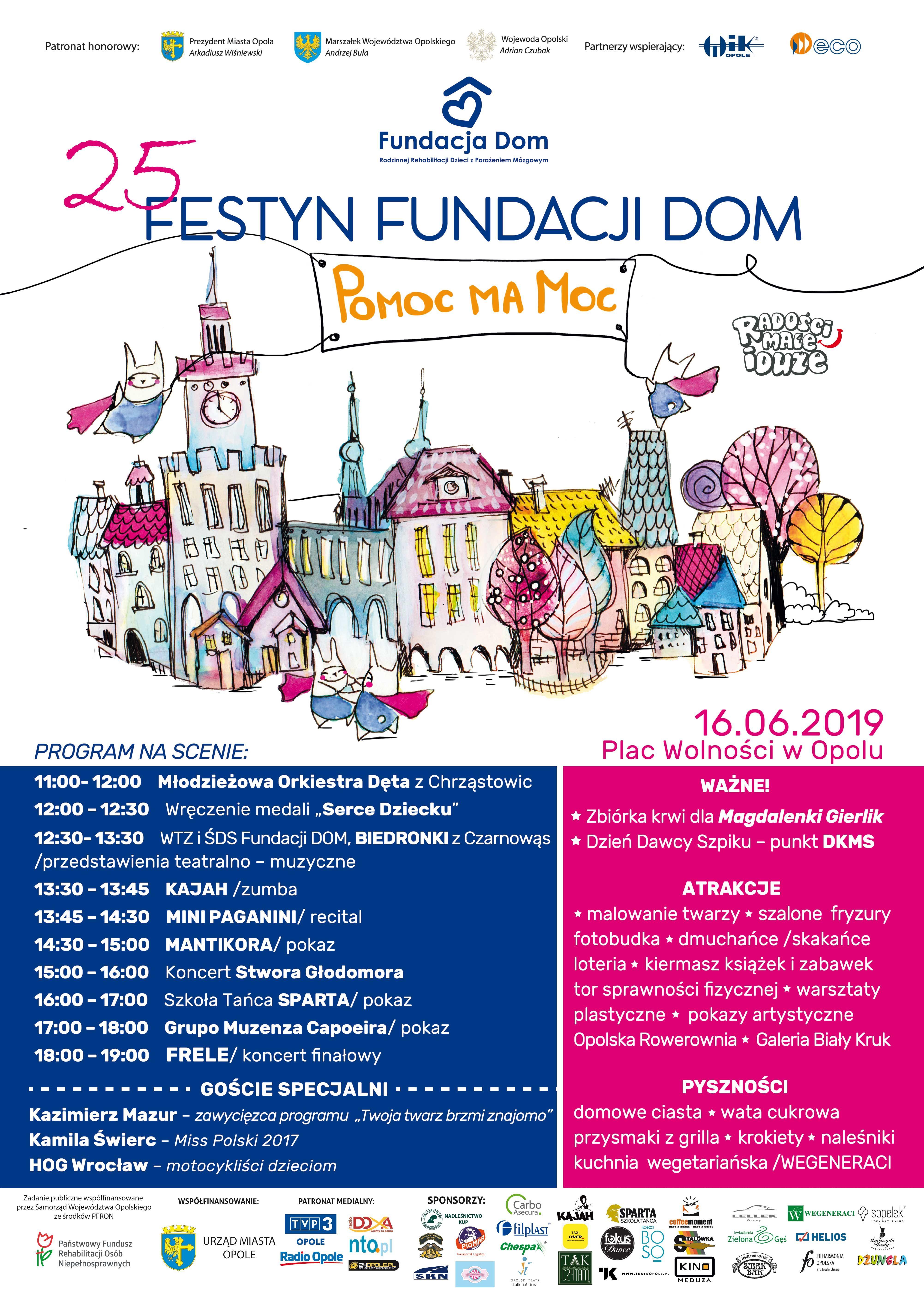 25 Festyn Fundacji Dom